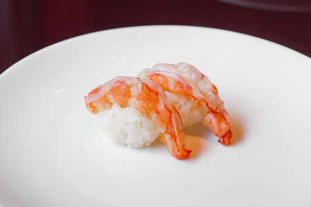 Суши Сладкая креветка