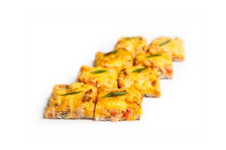 Запеченный Пицца-ролл