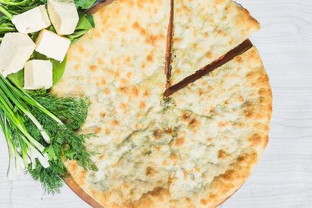 Осетинский пирог с картофелем и шпинатом (1200 г)