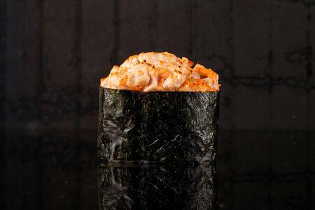 Суши Горячий тунец