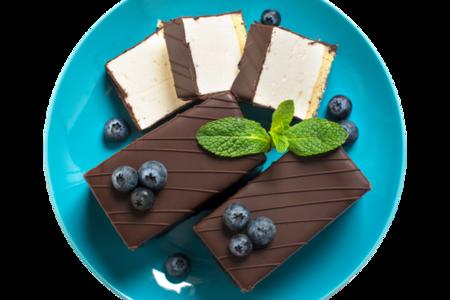 Пирожное Суфле традиционное с шоколадом от шеф-кондитера Ав