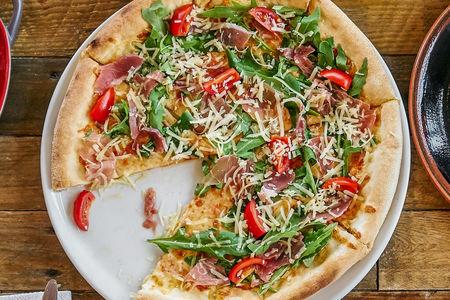Пицца Прошутто ди Парма