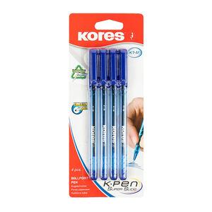Ручки Kores синие