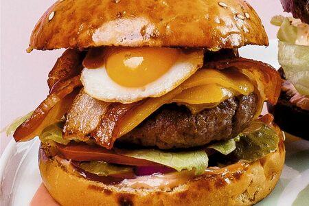 Бургер Ниф-ниф