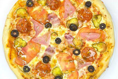 Пицца Больше Мяса
