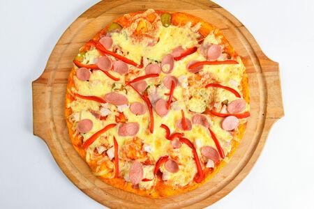 Пицца Пармская