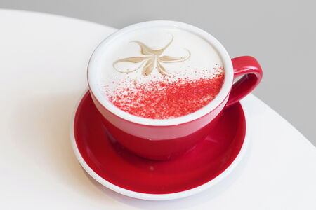 Кофе Латте Саган