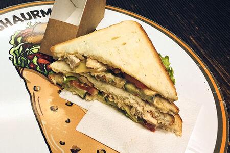 Гавайский сэндвич