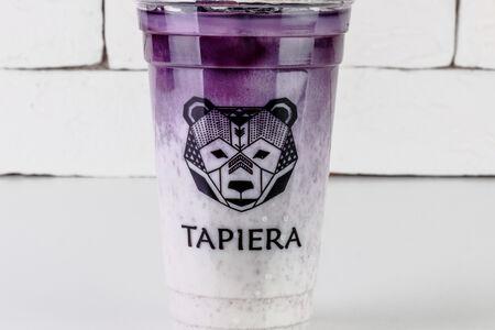 Молочный чай Таро