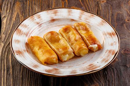 Блинчики с сыром по-грузински