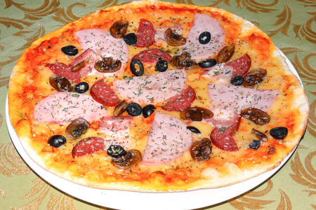 Пицца Гуастрачиони