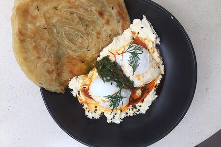 Яйца по-турецки