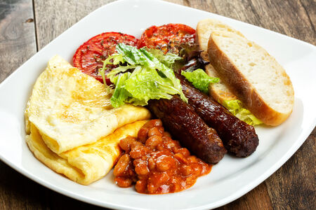 Мужской завтрак