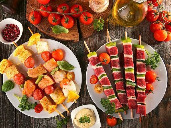 Ресторан Шампур Кавказская кухня