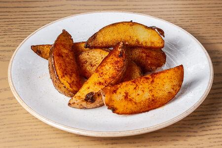 Обжаренный картофель по-домашнему