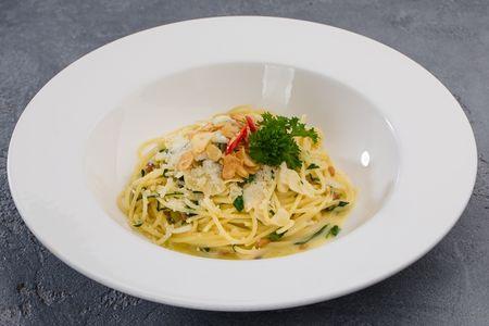 Спагетти Але Олио