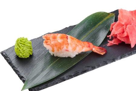 Сашими Эби суши