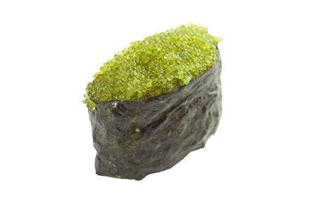 Гункан Тобико green