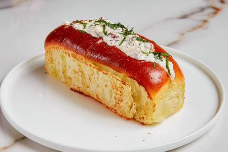 Сэндвич со страчателлой