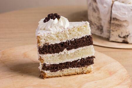 Торт Сметанно-шоколадный
