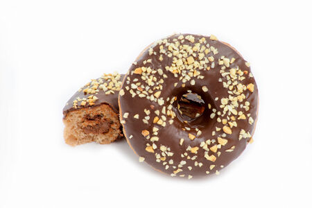 Пончик Ореховый