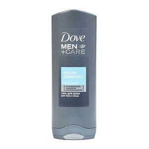 Dove men «Чистота и комфорт»