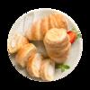 Фото к позиции меню Пирожное Трубочка с белковым кремом от шеф-кондитера Ав