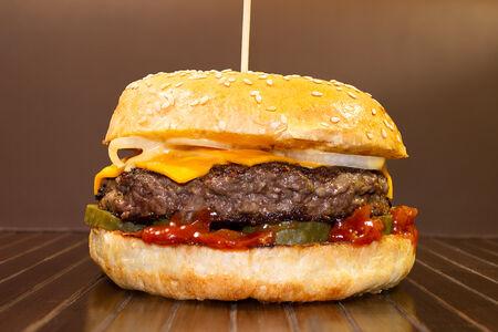 Чизбургер XL