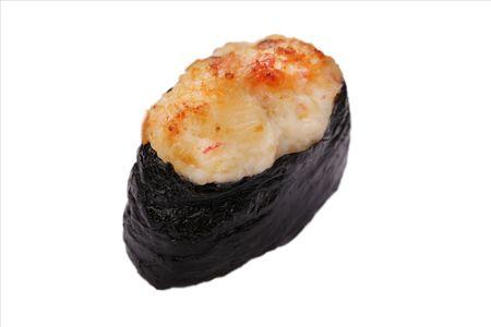 Суши Запеченный снежный краб