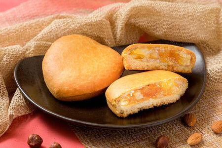 Пирожок Яблочко
