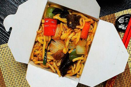 Лапша Вегетарианская