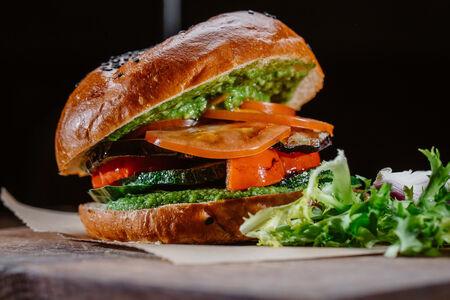 Бургер Средиземноморский