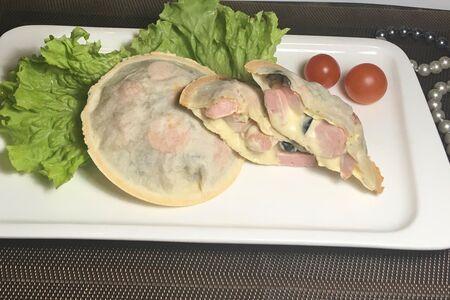 Закрытый сэндвич Дог