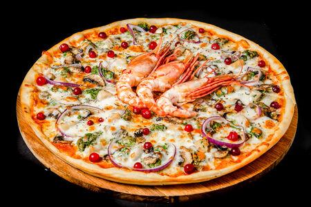 Пицца Эксклюзивная морская