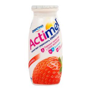 Actimel 2,5% клубника