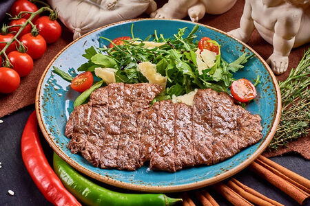Тальята из говядины