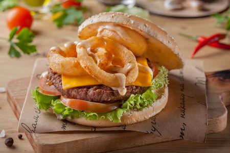 Кайзер бургер
