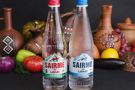 Вода минеральная Саирме