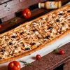 Фото к позиции меню Пицца Четыре океана метровая