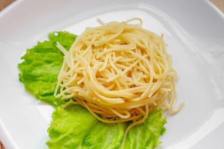 Спагетти отварные
