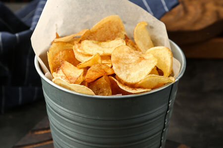 Чипсы картофельные Домашние
