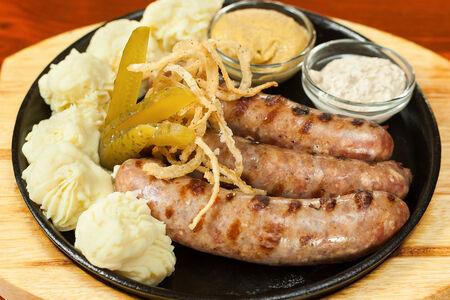 Колбаски болгарские