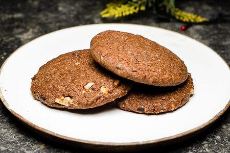 Печенье Кукис шоколадное