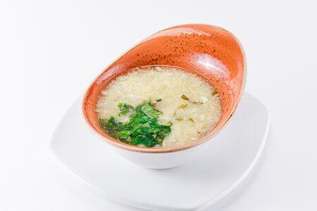 Суп Чихиртма из домашнего цыпленка