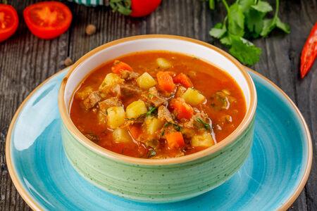 Суп Чорба из ягненка