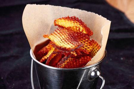 Картофельные чипсы Дрова