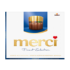 Фото к позиции меню Набор молочных шоколадных конфет Merci