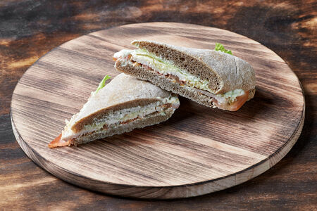 Мини сэндвич с курицей