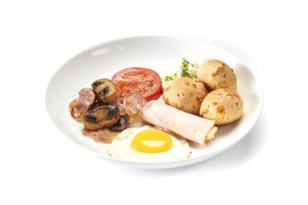 Большой английский завтрак