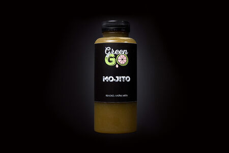 Детокс-коктейль Mojito